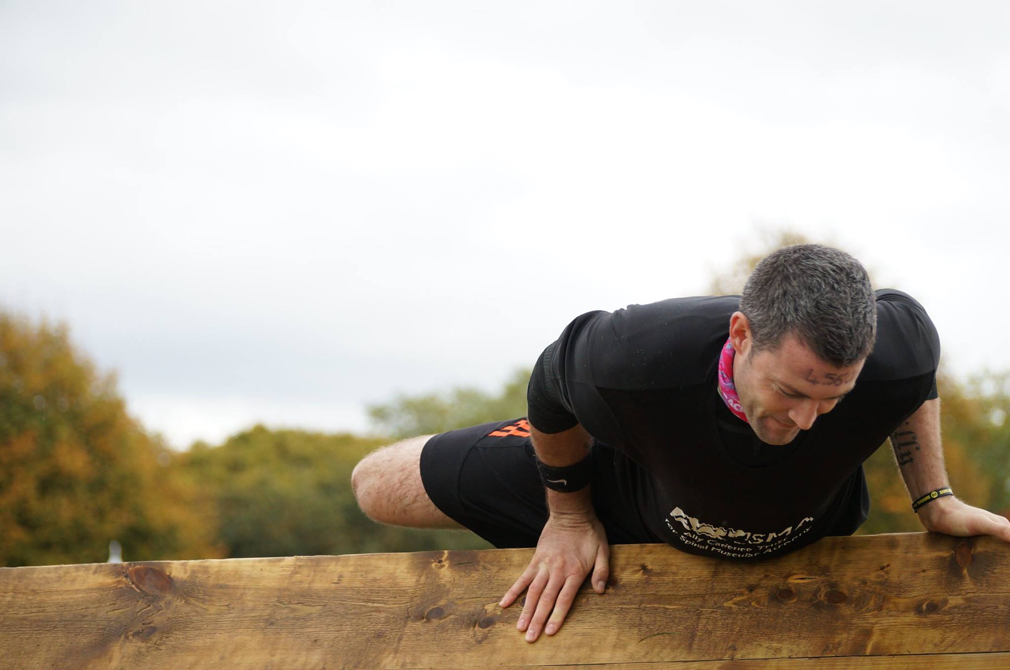 Mens Health Obstacle
